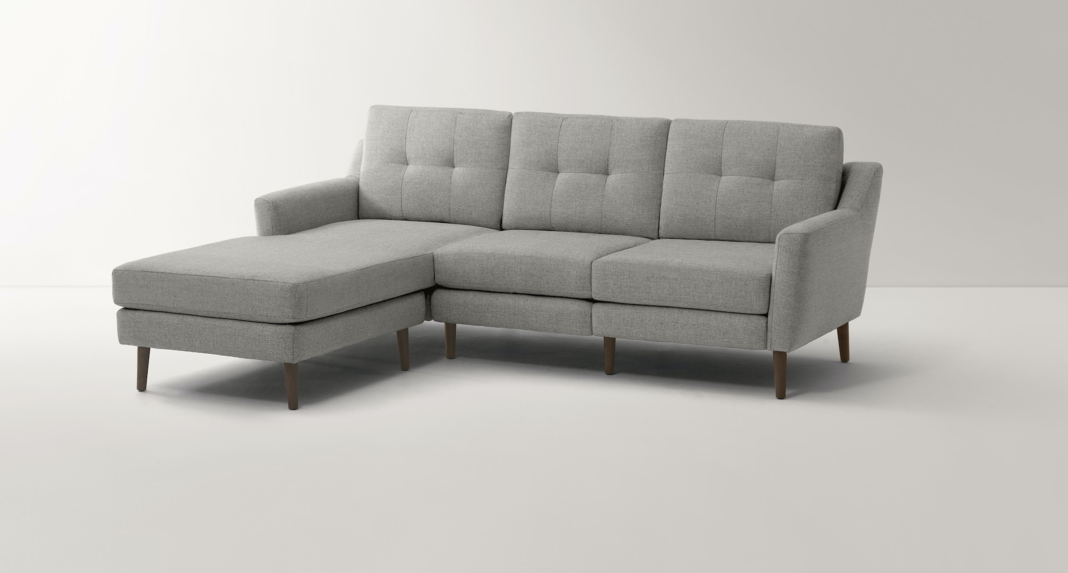 The Sofa With Chaise Custom Furniture Burrow